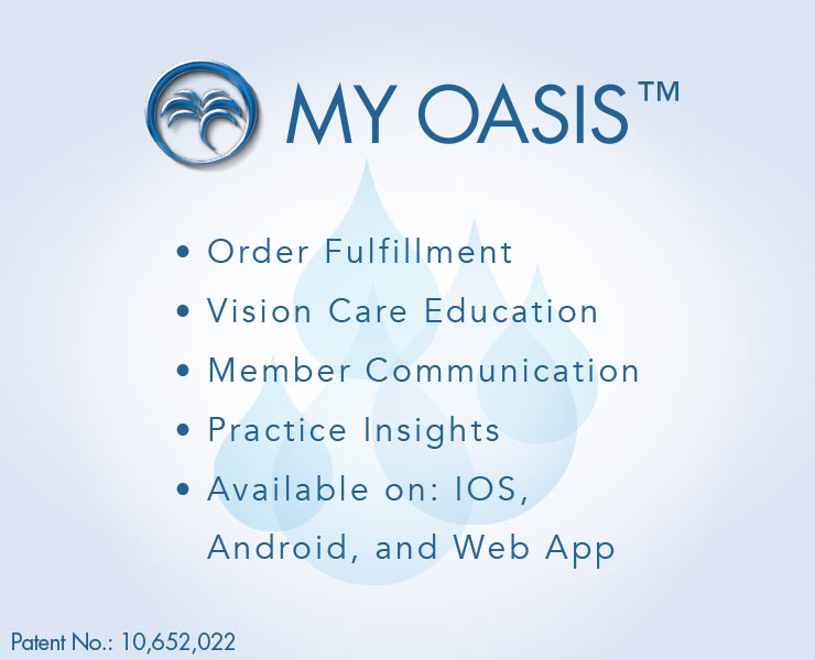 My OASIS Web Banner